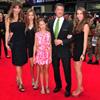Tras la muerte de su hijo Sage, Sylvester Stallone estrena película con las cuatro mujeres de su vida