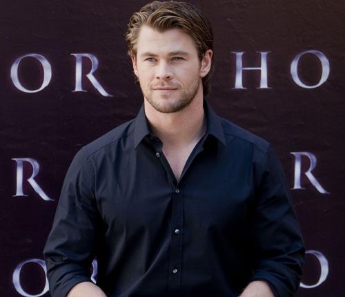 Entrevista a Chris Hemsworth con motivo del lanzamiento ...