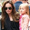 Vivienne Jolie-Pitt consigue su primer papel cinematográfico con 4 años