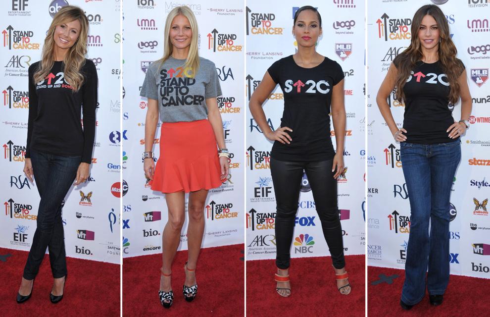 Julia Roberts, Gwyneth Paltrow, Robert Pattinson… unen fuerzas en la lucha contra el cáncer