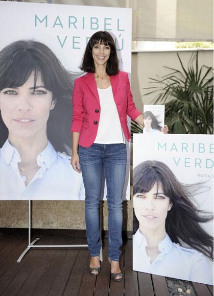 Maribel Verdú estrena biografía: 'Buscar en el pasado es algo que cuesta'