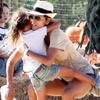La felicidad de su hija Nahla, el único punto en común de Halle Berry y Gabriel Aubry