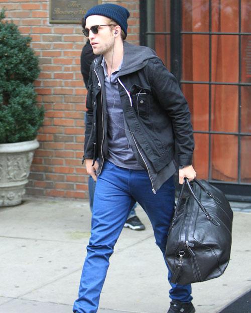 Final feliz en el cine y en la vida real: Robert Pattinson y Kristen Stewart están juntos de nuevo