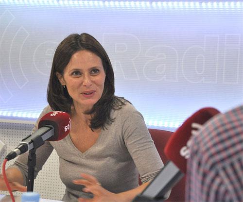 Aitana Sánchez Gijón: 'En teatro me están ofreciendo las mejores historias, es donde más me puedo desarrollar'