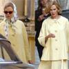 Las primeras imágenes de Nicole Kidman caracterizada como Grace Kelly