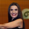 Ángela Molina recibe la Espiga de Oro a toda una carrera rodeada de sus compañeros de profesión