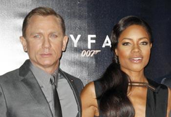 Daniel Craig estrena 'Skyfall' en Madrid: 'No me siento uno de los actores más deseados'