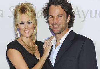 Carolina Cerezuela y Carlos Moyá cuentan las semanas para ser papás