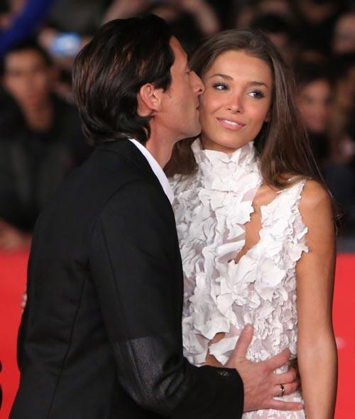 El Festival de Roma testigo oficial de la historia de amor de Adrien Brody