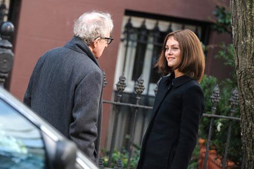 Vanessa Paradis forma pareja cómica con Woody Allen en una nueva película