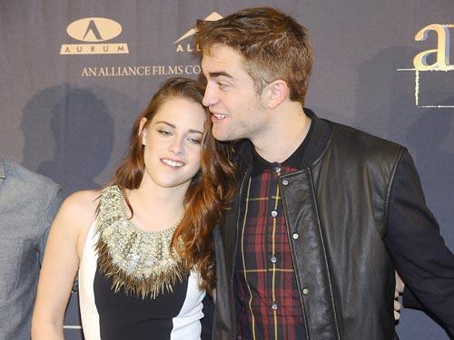 Robert Pattinson se declara a Kristen Stewart en Madrid: 'Bella es fantástica en la película y en la vida real también'
