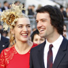 Kate Winslet y Ned Rocknroll, una relación que se consolida