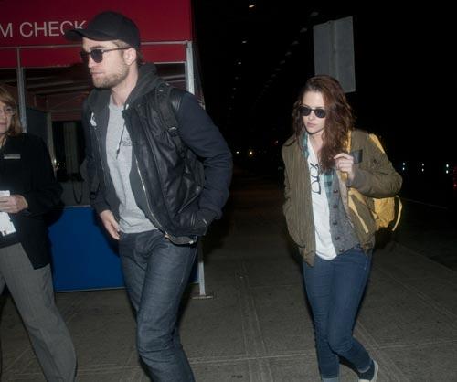Robert Pattinson y Kristen Stewart no pasarán juntos la Navidad por culpa de la familia del actor