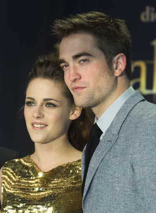 Kristen Stewart y Robert Pattinson, los 'Reyes Midas' de Hollywood