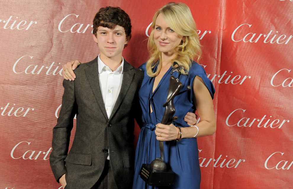 Naomi Watts, Bradley Cooper, Helen Hunt, Ben Affleck... arranca la temporada de premios en Hollywood