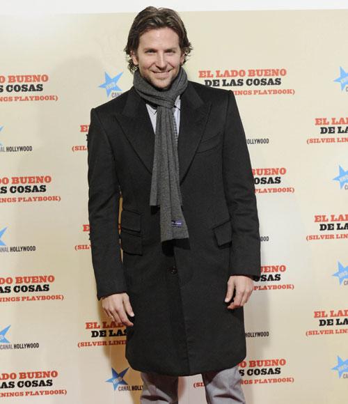 Entrevistamos a Bradley Cooper, nominado al Oscar: 'He hecho cosas muy locas por amor'