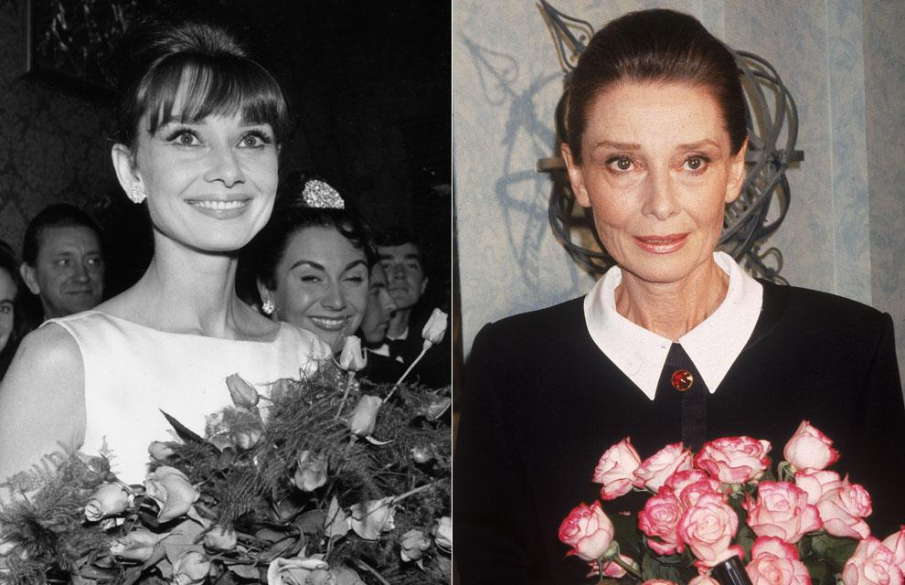 En Im 225 Genes Audrey Hepburn 20 A 241 Os Sin La Hero 237 Na Rom 225 Ntica