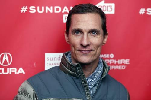 La recuperación de Matthew McConaughey y el nuevo romance de Daniel Radcliffe copan el interés en Sundance