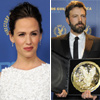 ¡Buena suerte, papá! La familia de Ben Aflleck, el mejor talismán en su carrera hacia los Oscar