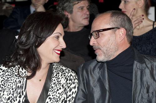 Ana Milán y Fernando Guillén Cuervo, 'más que amor... frenesí'