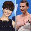 La originalidad de Anne Hathaway y la emoción de Charlize Theron, protagonistas en la Berlinale