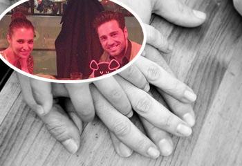 David Bustamante y Paula Echevarría, una imagen que vale más que mil palabras: 'Mi vida'