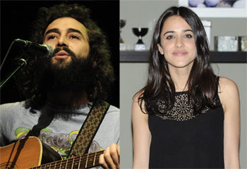 Macarena García, la actriz revelación del año,  enamorada de un músico