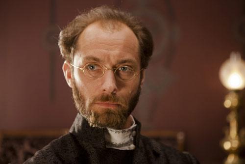 Jude Law, irreconocible en Anna Karenina: 'Los 40 años pueden ser muy fructíferos'