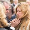 Reyes Monforte, viuda de Pepe Sancho: 'Se ha ido un hombre cariñoso, tierno y muy bueno'