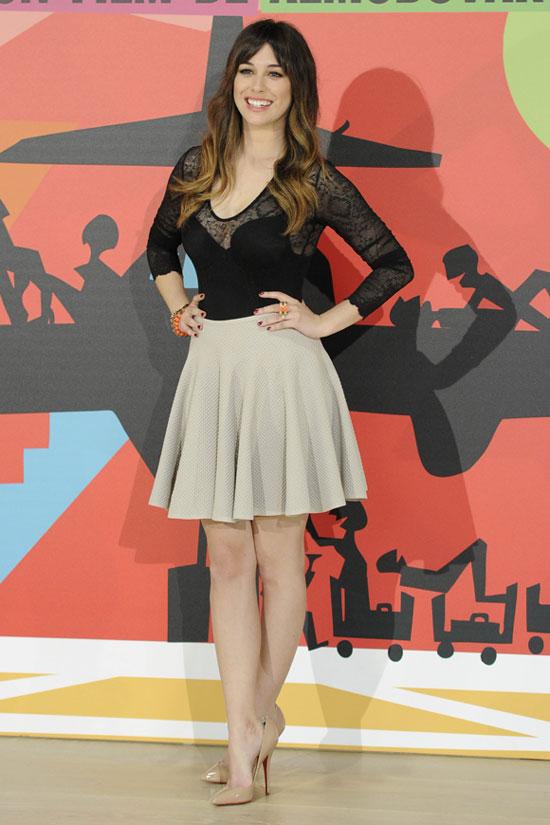 Blanca Suárez: 'Me gustaría seguir la estela de Penélope Cruz en Hollywood'