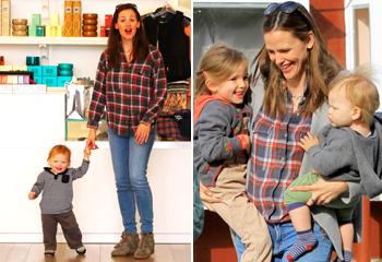 Samuel, hijo de Ben Affleck y Jennifer Garner, cumple un añito