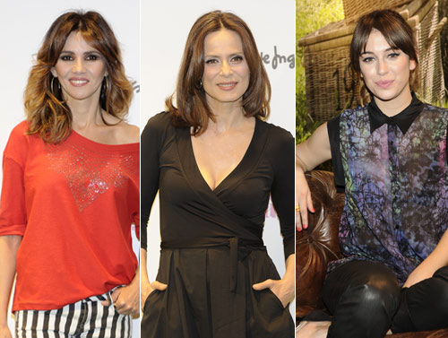 Blanca Suárez, Goya Toledo o Aitana Sánchez-Gijón, tres estilos diferentes para esta primavera