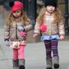 Las hijas de Sarah Jessica Parker, dos 'muñecas' en la Gran Manzana