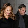 George Clooney y Stacy Keibler siguen juntos a pesar de los rumores