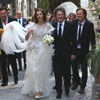 Una ciudad de cuento, un vestido de novia con pantalones de cuero… La original boda de la actriz Anna Mouglalis