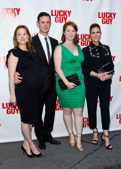 Meg Ryan Y Los Hijos De Tom Hanks Aplauden El Debut Del Actor En Broadway