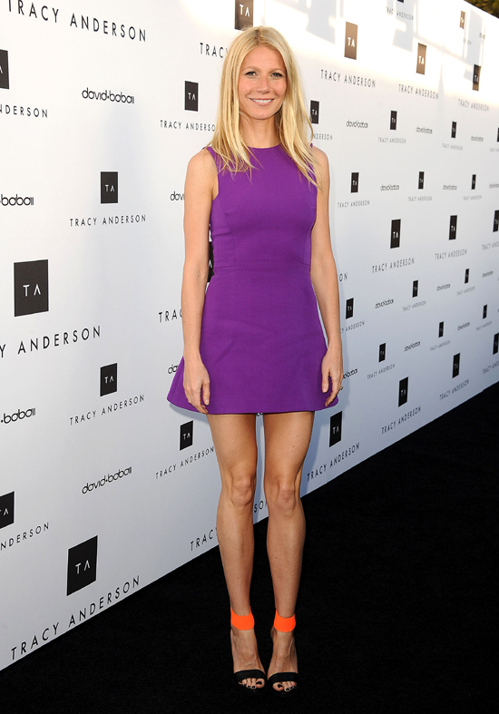 ¡Super sexy! Gwyneth Paltrow sube la temperatura en Los Ángeles