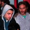 Robert Pattinson, noche de fiesta con Joaquin Phoenix y Vince Vaugh