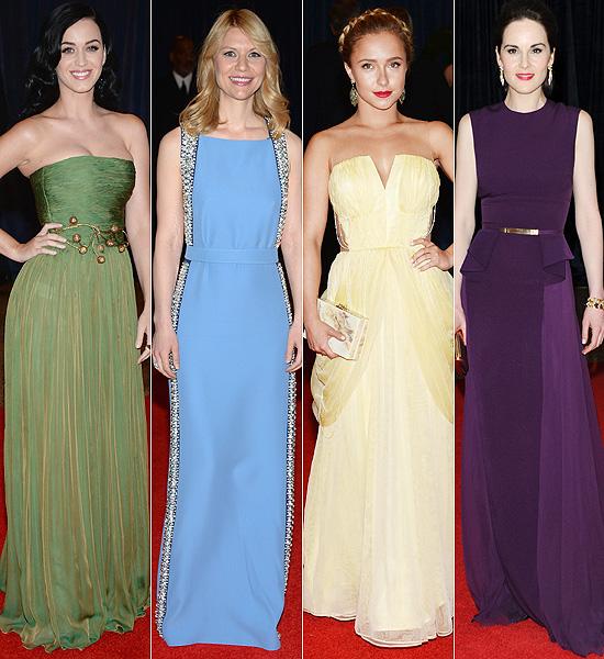 Risas, 'glamour' y muchas estrellas en la cena de corresponsales de la Casa Blanca