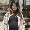 Mónica Cruz, en la recta final de su embarazo