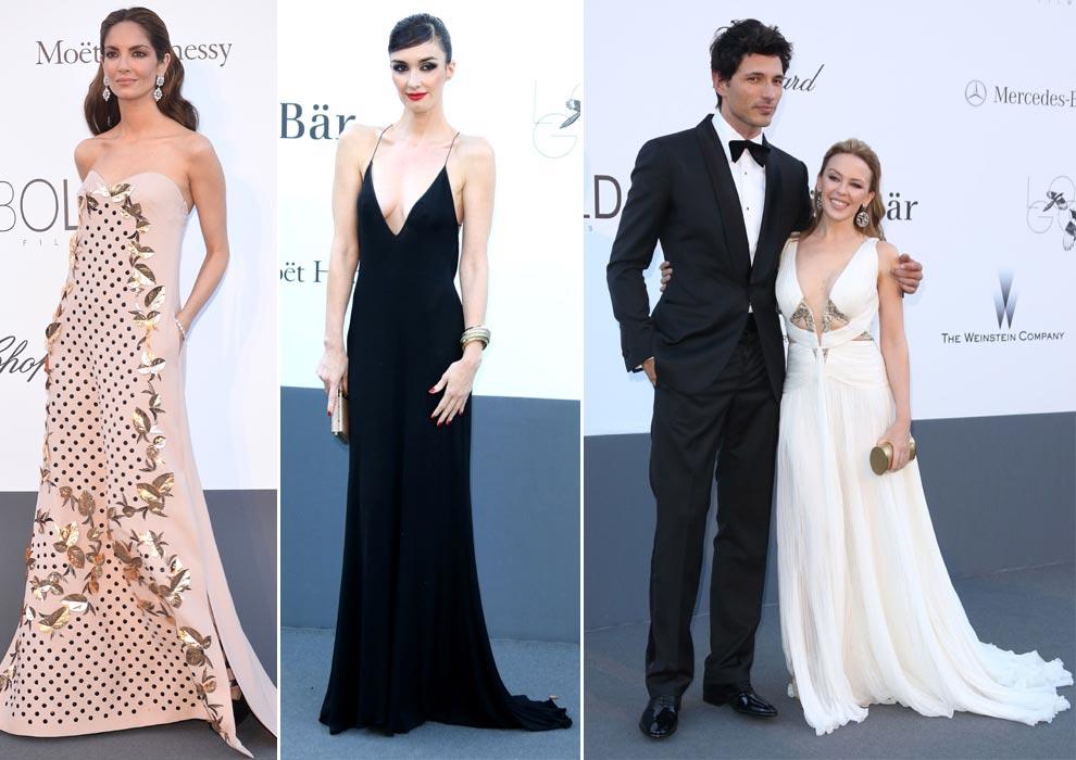 Así fue la gala amfAR: Esculturales estrellas, joyas de infarto, lujo al cuadrado y sensualidad en estado puro