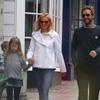 Gwyneth Paltrow y Chris Martin hacen coincidir sus agendas para disfrutar de su amor