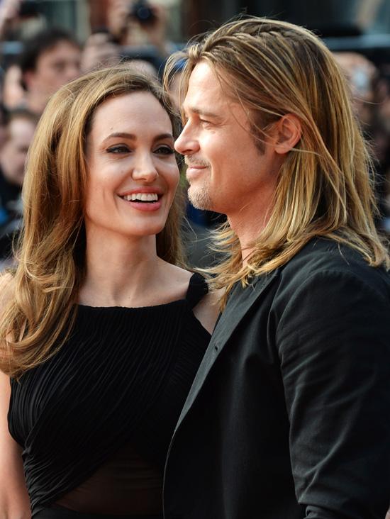 Angelina Jolie reaparece tras su operación: 'Estoy aquí por Brad, estoy muy orgullosa de él'