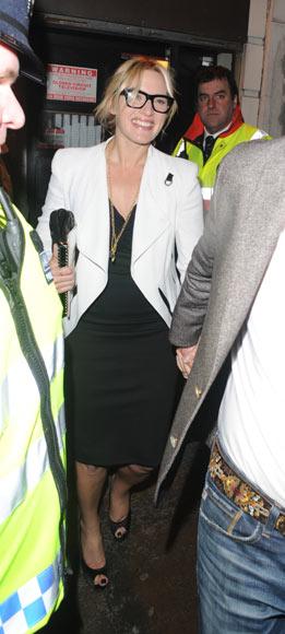 Kate Winslet está embarazada
