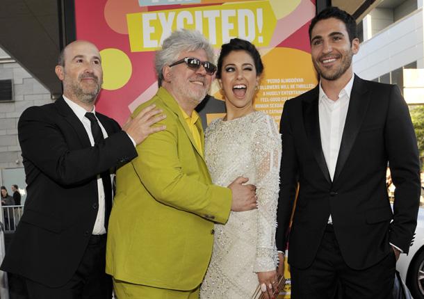 Miguel Ángel Silvestre y Blanca Suárez, tras los pasos de Javier Bardem y Penélope Cruz en Hollywood