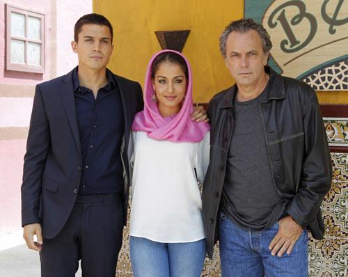 José Coronado, Hiba Abouk y Álex González: atractivos para todos los gustos en la nueva serie 'El Príncipe'