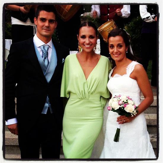 Paula Echevarría y David Bustamante, de boda en Galicia
