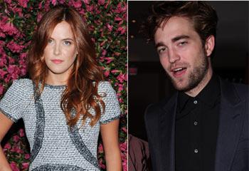 Robert Pattinson no está saliendo con la nieta de Elvis Presley