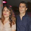 Adriana Ugarte y Alex González, un amor de cine que disfruta de una noche de teatro