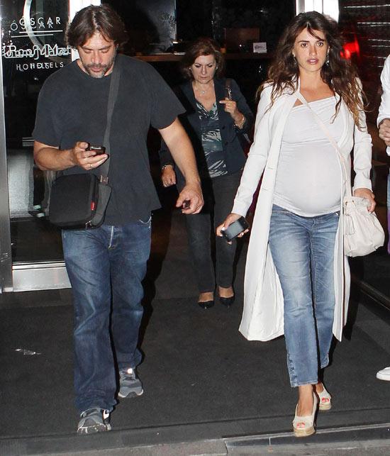 Así confirmaba el publicista de la actriz en España, Javier Giner, el  segundo embarazo de Penélope el pasado mes de febrero. Cruz, de 39 años,